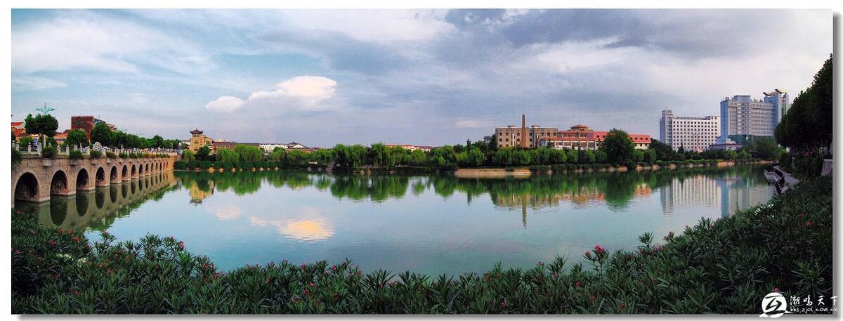 嵊州风光(二)剡湖