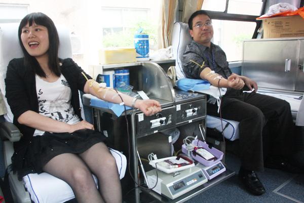 逸夫小学教师小学参加无偿献血札萨克旗新街党员图片